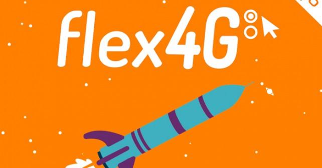 Simyo 4G abonnement Flex4G