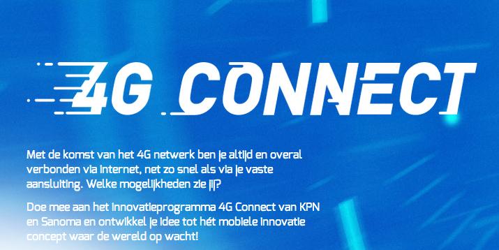 Dit zijn de top 10 ideeën van 4G connect! - 4G.nl