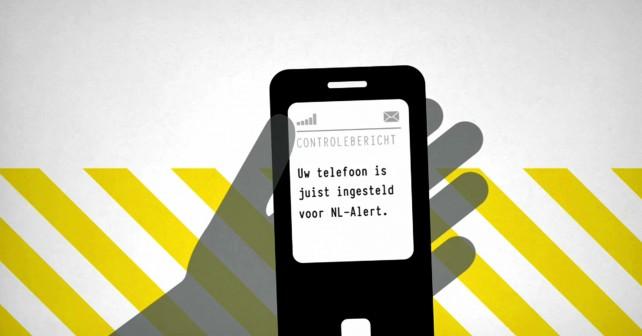 NL alert 4G