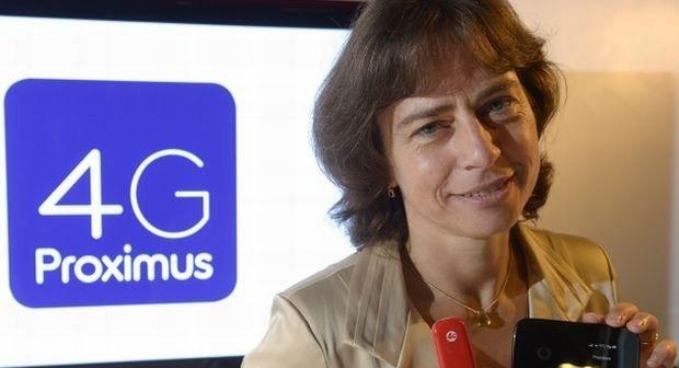 4G Belgie