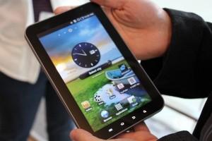 Samsung 4G tablet