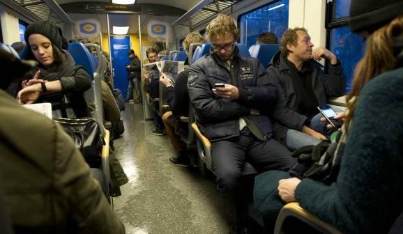 4g openbaar vervoer