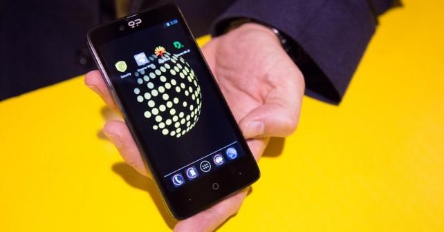 Blackphone 4G