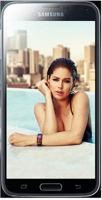 Samsung Galaxy S5 4G
